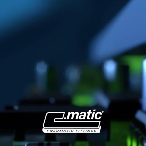 CMATIC <span>Produzione video 3D</span>