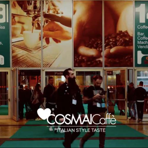 COSMAI CAFFÈ <span>Video ricordo fiera</span>