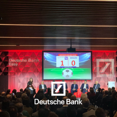 DEUTSCHE BANK <span>Convention aziendale</span>
