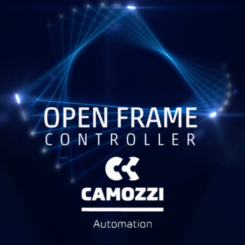 CAMOZZI AUTOMATION <span>Produzione video 3D</span>